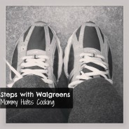 Steps with Walgreens