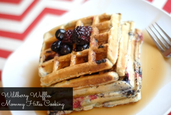 Wildberry Waffles
