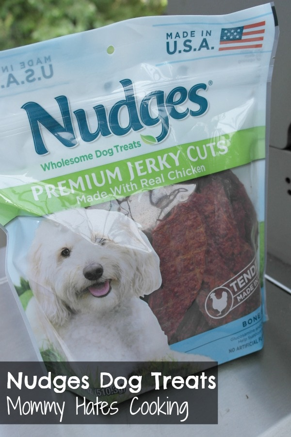 Nudges Dog Treats