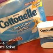 Cottonelle Care Routine