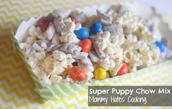 Super Puppy Chow Mix #SuperBuddies