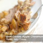 Slow Cooker Apple Cinnamon Roast