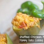 Stuffed Chicken Peppers