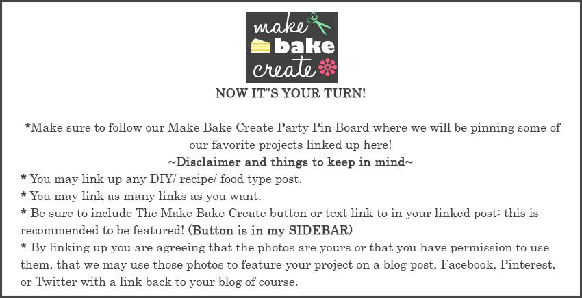 Make Bake Create
