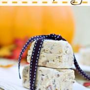 Pumpkin Fudge Squares & Make Bake Create
