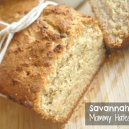 Savannah Bread {Gluten Free Optional}