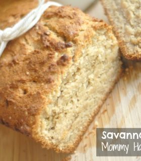 {Decades of Desserts} Savannah Bread