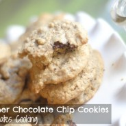 Vi's Super Chocolate Chip Cookies