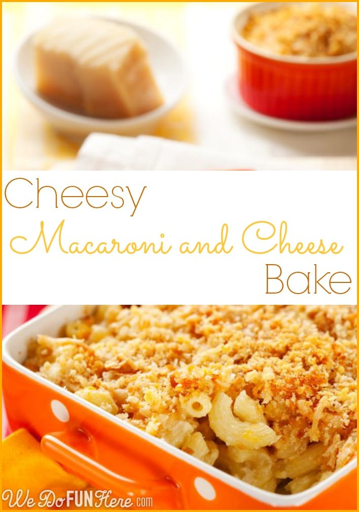 Cheesy-Macaroni-and-Cheese-Bake