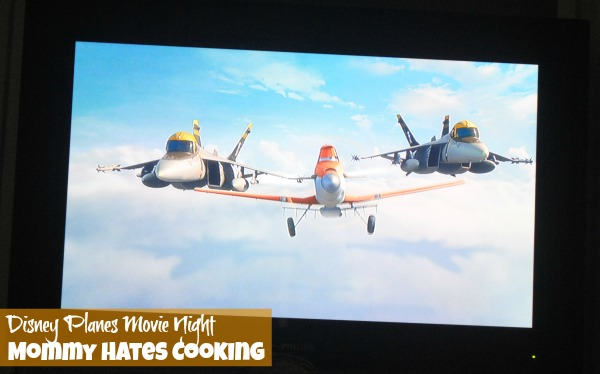 Disney Planes Movie Night #OwnDisneyPlanes #shop #cbias