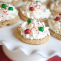 Old Fashioned Christmas Cookies