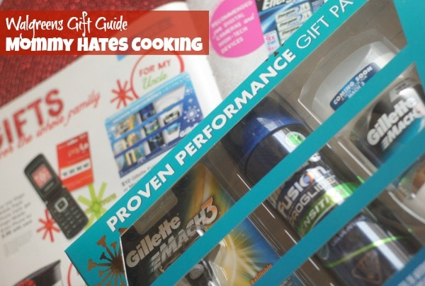 Walgreens Holiday Gift Guide I Mommy Hates Cooking #HappyAllTheWay #shop #cbias