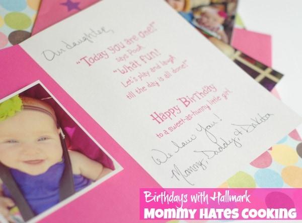 Birthdays with Hallmark I Mommy Hates Cooking #BIRTHDAYSMILES #shop # ...