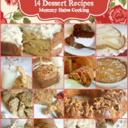 {Decades of Desserts} 14 Dessert Recipes