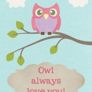 Owl Printable