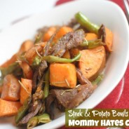 Steak & Potato Bowls I Mommy Hates Cooking