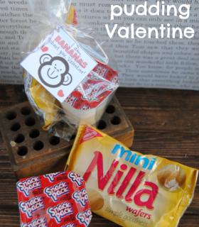 Bananas About You Valentine & Make Bake Create