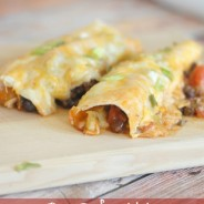 Cheesy Beef Enchiladas I Mommy Hates Cooking