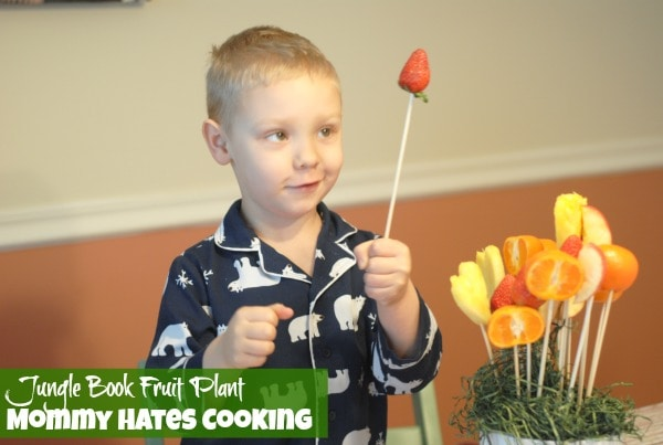 The Jungle Book Fruit Plant I Mommy Hates Cooking #JungleFresh #shop #cbias