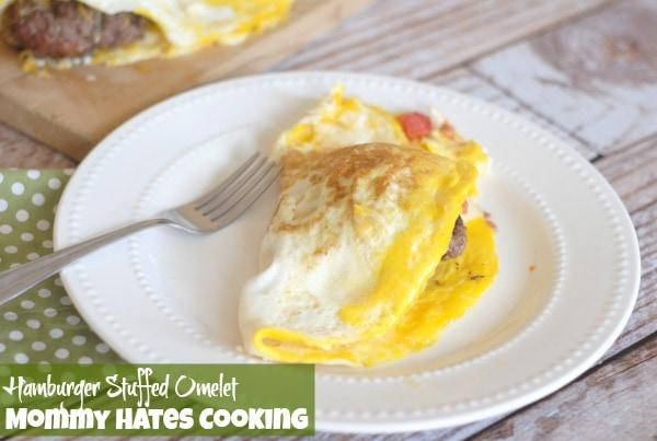 Hamburger Omelet I Mommy Hates Cooking
