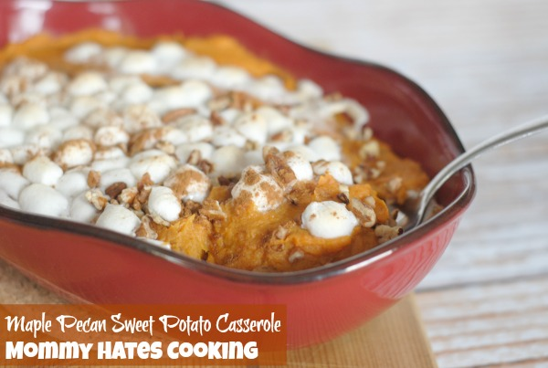Sweet Potato Casserole With Maple Pecan Topping Recipes — Dishmaps