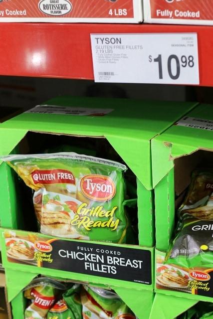 #ad Grilled Chicken Alfredo Pizza with Spaghetti Squash Crust #CookitGF #shop