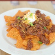 Sloppy Joe Nachos I Mommy Hates Cooking
