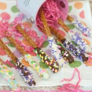 Chocolate Covered Easter Pretzels I Mommy Hates Cooking
