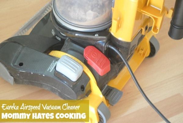 Eureka Airspeed All Floors Vacuum Cleaner I Mommy Hates Cooking #EurekaPower #shop