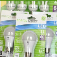 GE Energy Smart LED Lights I Mommy Hates Cooking #LEDSavings #shop #cbias