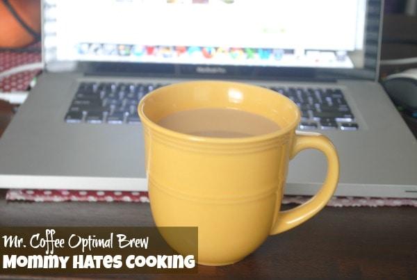 Wake Up with Mr. Coffee® Optimal Brew & Millstone®   #CoffeeJourneys #cbias #shopmrcoffee4