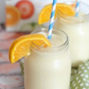 Orange Cream Smoothie I Mommy Hates Cooking