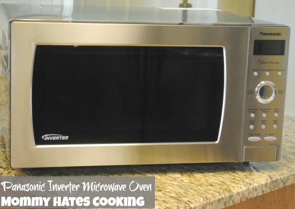 Panasonic microwave genius sensor 1300w