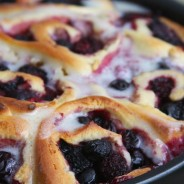 Cherry and Sweet Berry Sweet Rolls 2