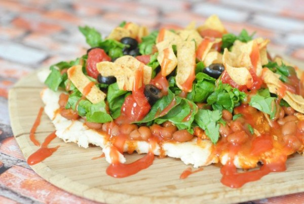 Grilled Taco Pizza I Mommy Hates Cooking