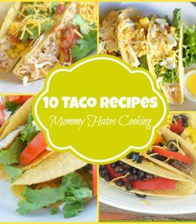10 Taco Recipes