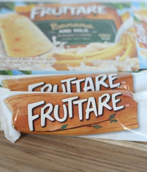 Fruttare Bars #ItsAllGood #Sponsor