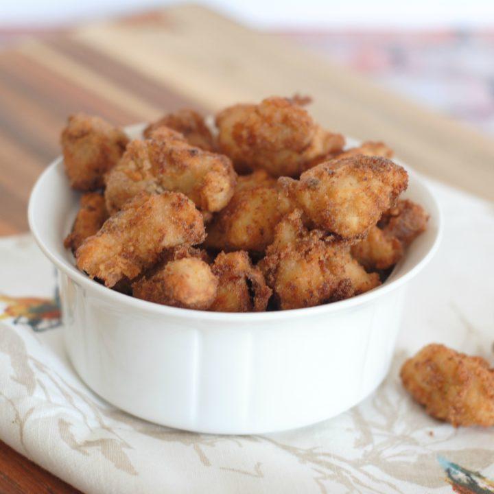 Copycat Gluten Free Chick-Fil-A Nuggets