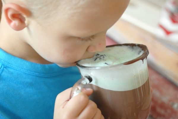 Hot Chocolate Floats I Mommy Hates Cooking #CollectiveBias #Shop