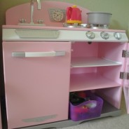 Pink Retro KidKraft Kitchen #Reviews #KidKraft