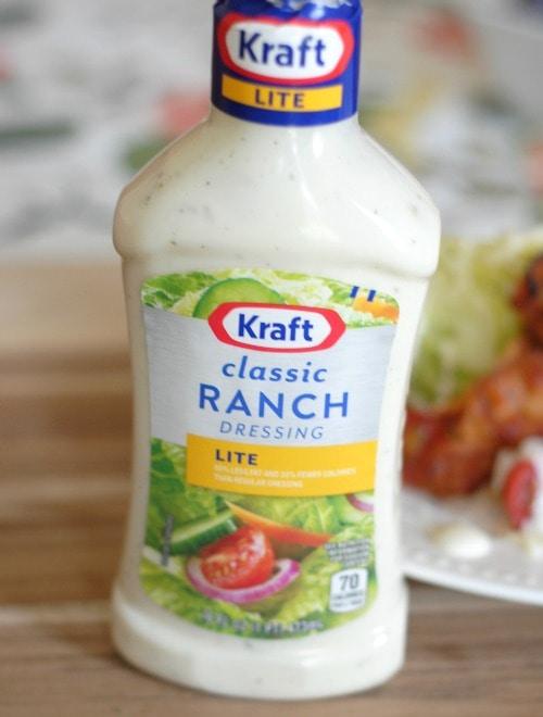 BLT Wedge Salad #KraftSaladDressing #Sponsored
