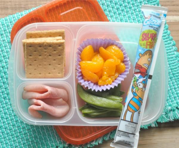 Mix N' Match Lunchbox #Gogurt #sponsored