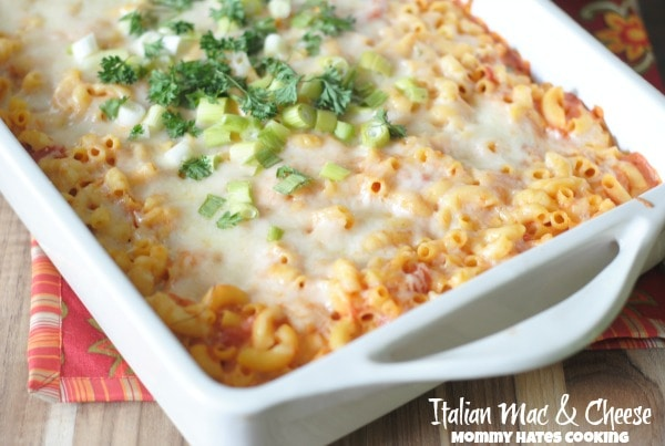 Donatellaas Italian Mac And Cheese Recipe — Dishmaps
