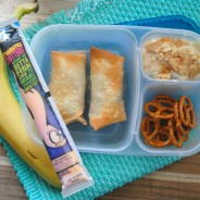 Back to School Lunch #LunchboxBlogger #GoGurt #Sponsored