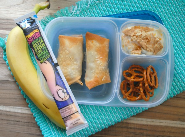 Back to School Lunch #LunchboxBlogger #GoGurt #Sponsored