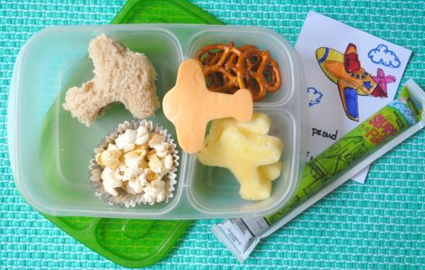 Plane Lunchbox