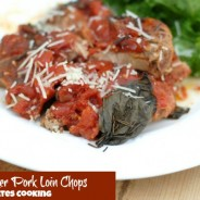 Slow Cooker Italian Pork Loin Chops I Mommy Hates Cooking