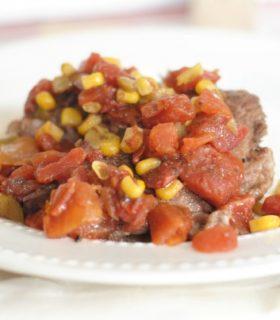 Slow Cooker Fiesta Roast