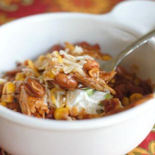 Gluten-Free Chicken & Corn Chili