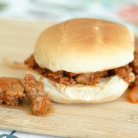 Root Beer Sloppy Joes I Mommy Hates Cooking